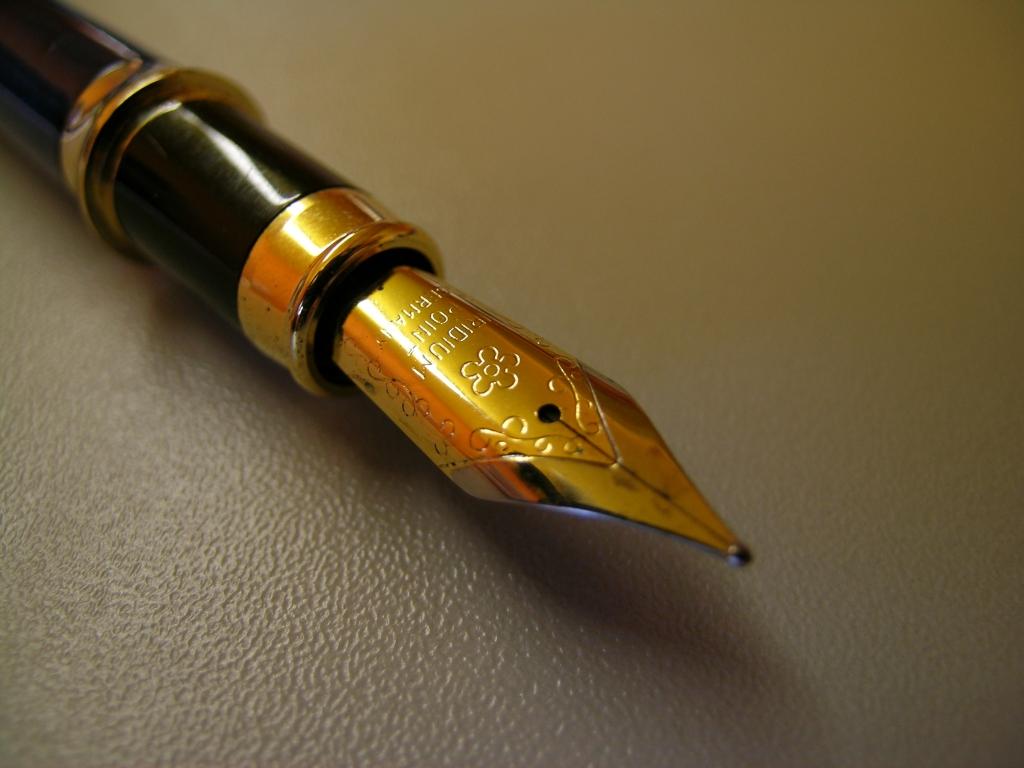 Ink pen 2