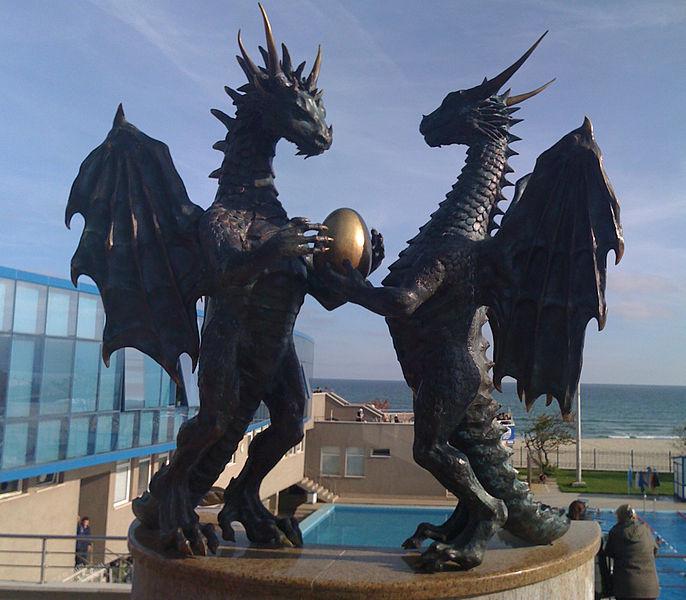 Dragonstone, Chalvaren Rising
