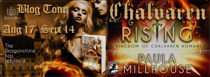 Chalvaren Rising, Bewtiching Book Tours, A Kingdom of Chalvaren Romance