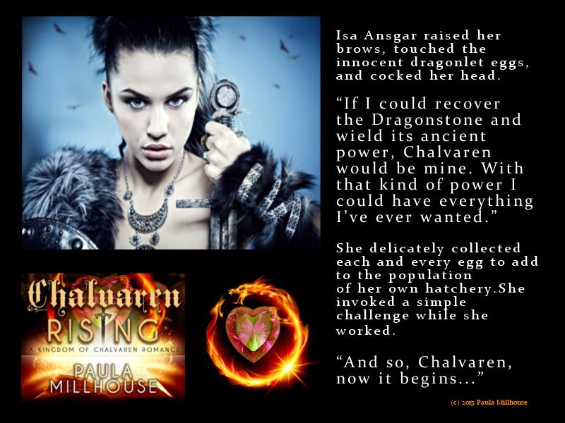 Villain, Chalvaren Rising, Isa Ansgar, Dragons, Dragon Egg, Magic, Fantasy