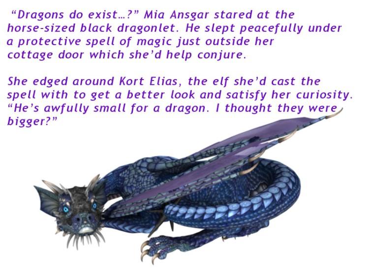 Dragons, Paula Millhouse, Kingdom of Chalvaren, Magnus