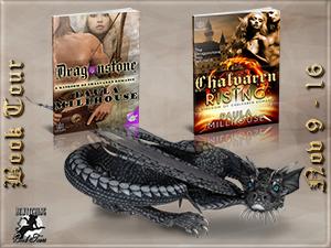 Dragons, Fantasy Romance, Paula Millhouse