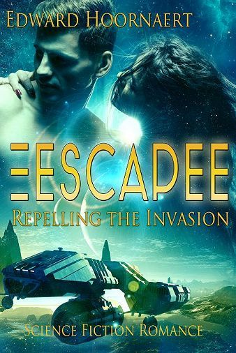 Escapee, Edward Hoornaert, Science Fiction Romance, fiction, romance, Mr. Valentine