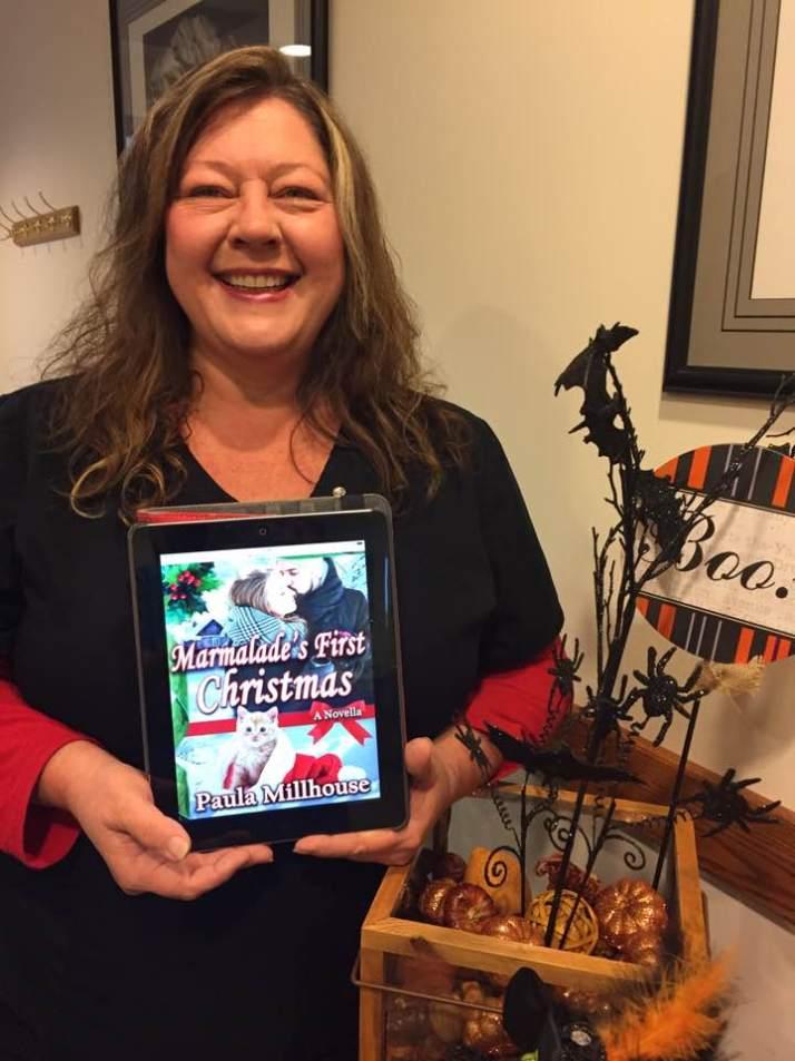 New Release, Marmalade's First Christmas, fiction, Christmas, books, kindle, romance