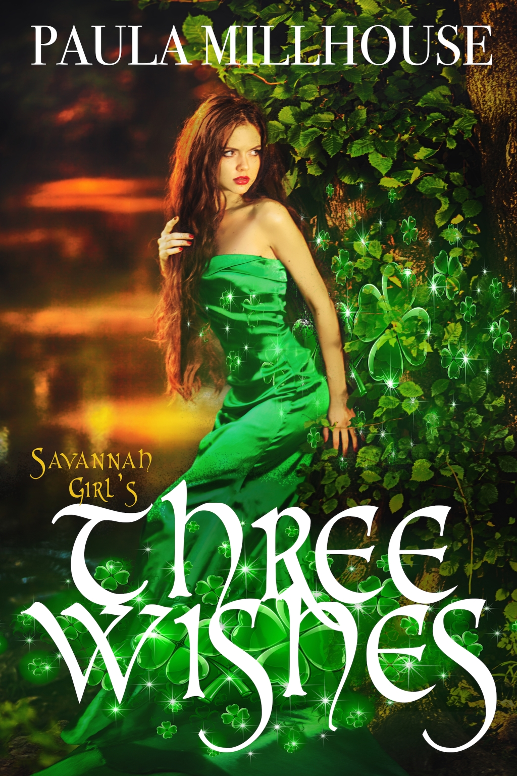 Savannah, Ga, Savannah Girl, Savannah Girl's Three Wishes, New Adult, Romance, St. Patrick's Day, Irish, River Street, Historic District, Fairies, Fae, Fairy Doors, Fairy Charms, Paula Millhouse, 2018