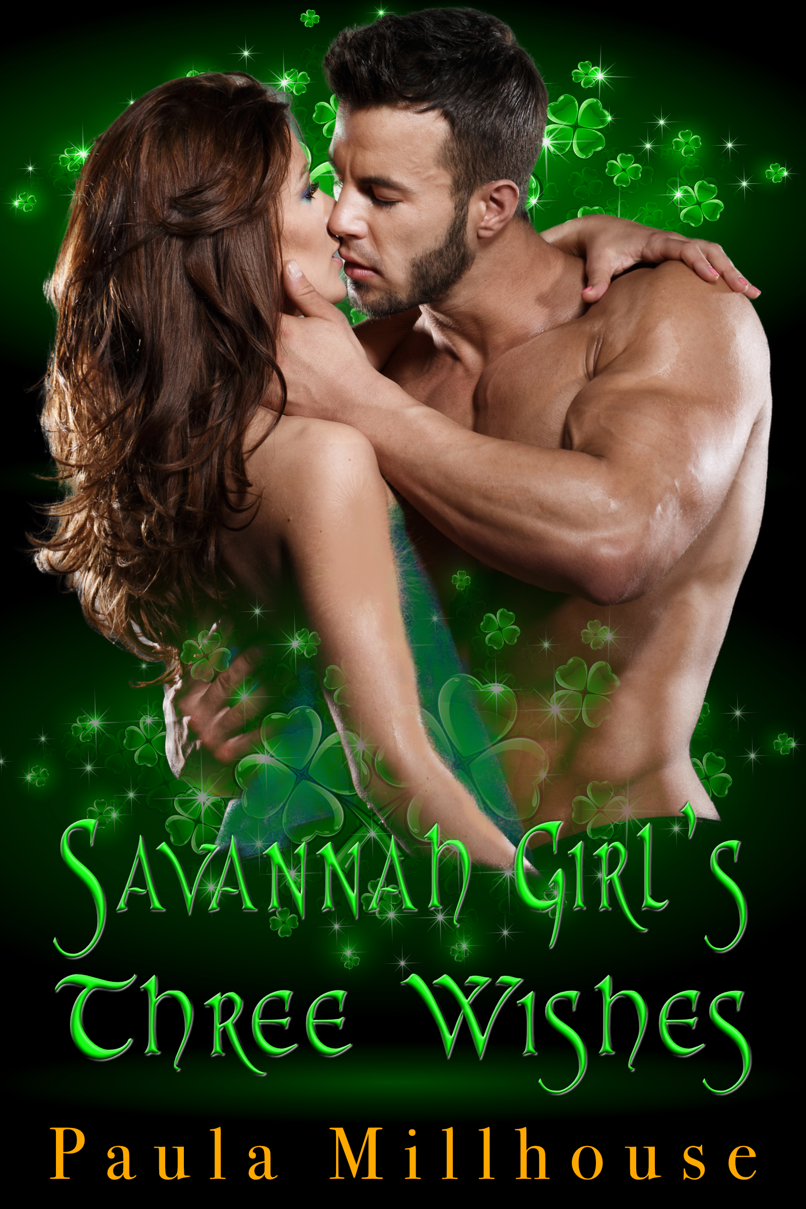 http://bit.ly/2SbI6xpSAVANNAHGIRL fantasy romance, Historic Savannah, St. Patrick's Day, Fairy Tale, Magical, Romance